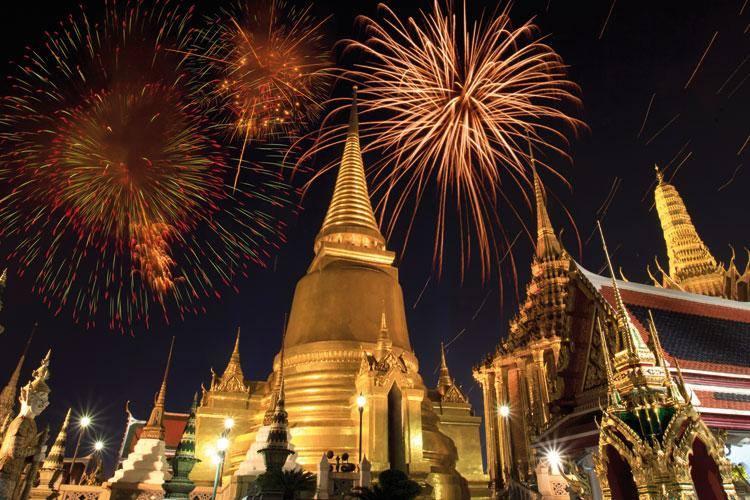 Новый год в тайланде когда