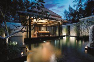 BTR Phuket-DoublePool Villa-master bedroom