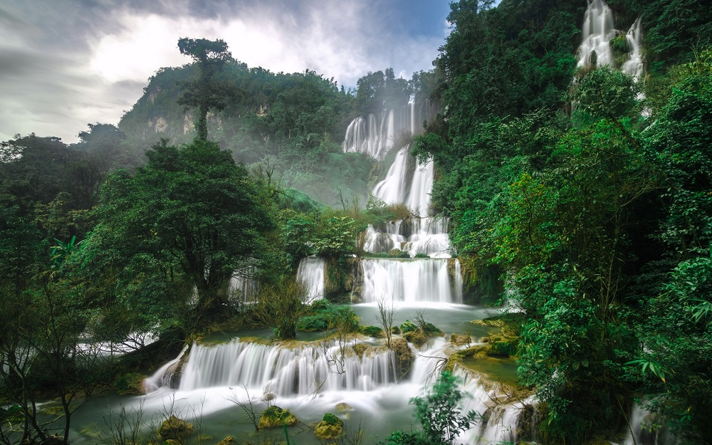 Lo-Su-Thailand-Waterfall