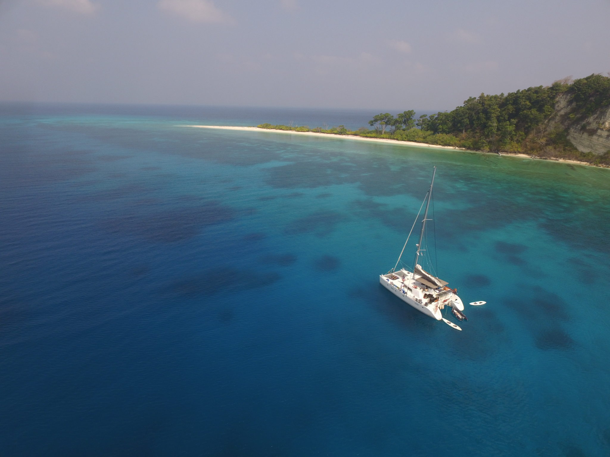 Andaman-Islands-yacht-image-y-drone
