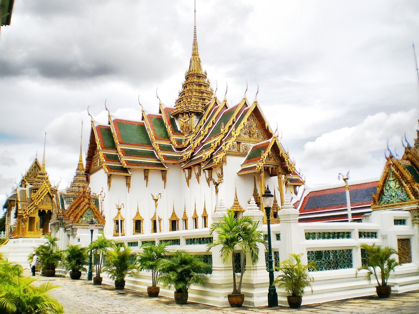 River City Shopping Complex in Bangkok