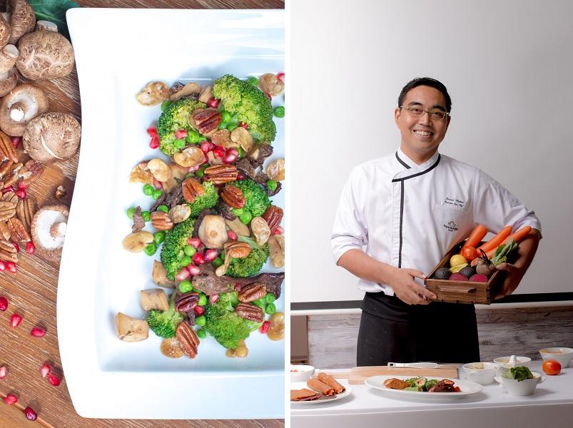 broccoli-broad-bean-and-pecan-nuts-thanyapura-phuket