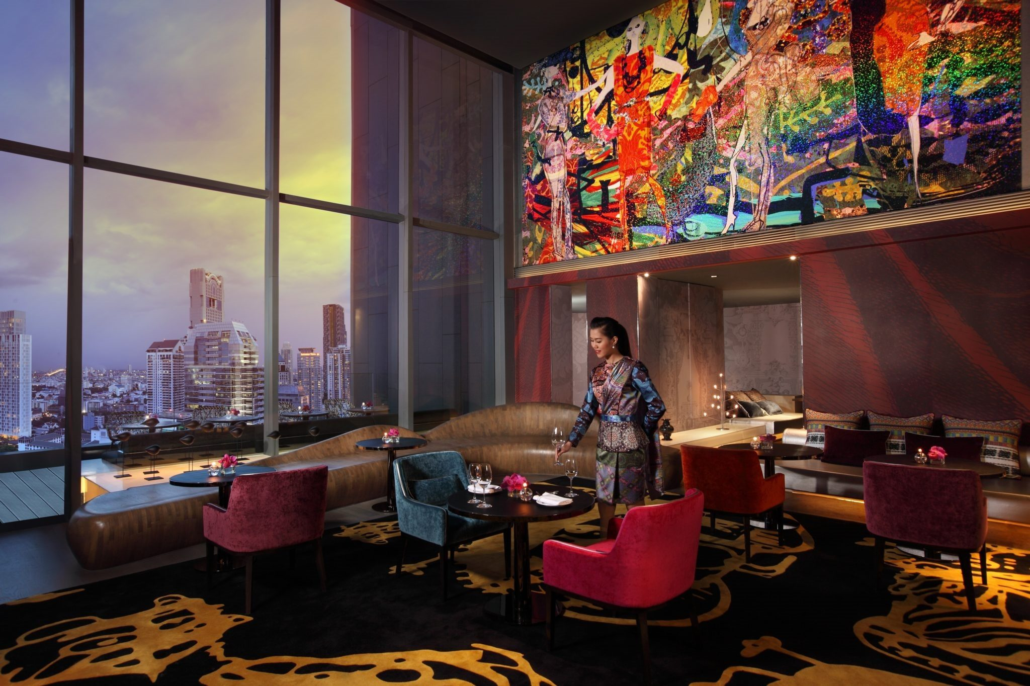 sofitel so bangkok a theme park for the senses luxury lifestyle magazine. Black Bedroom Furniture Sets. Home Design Ideas