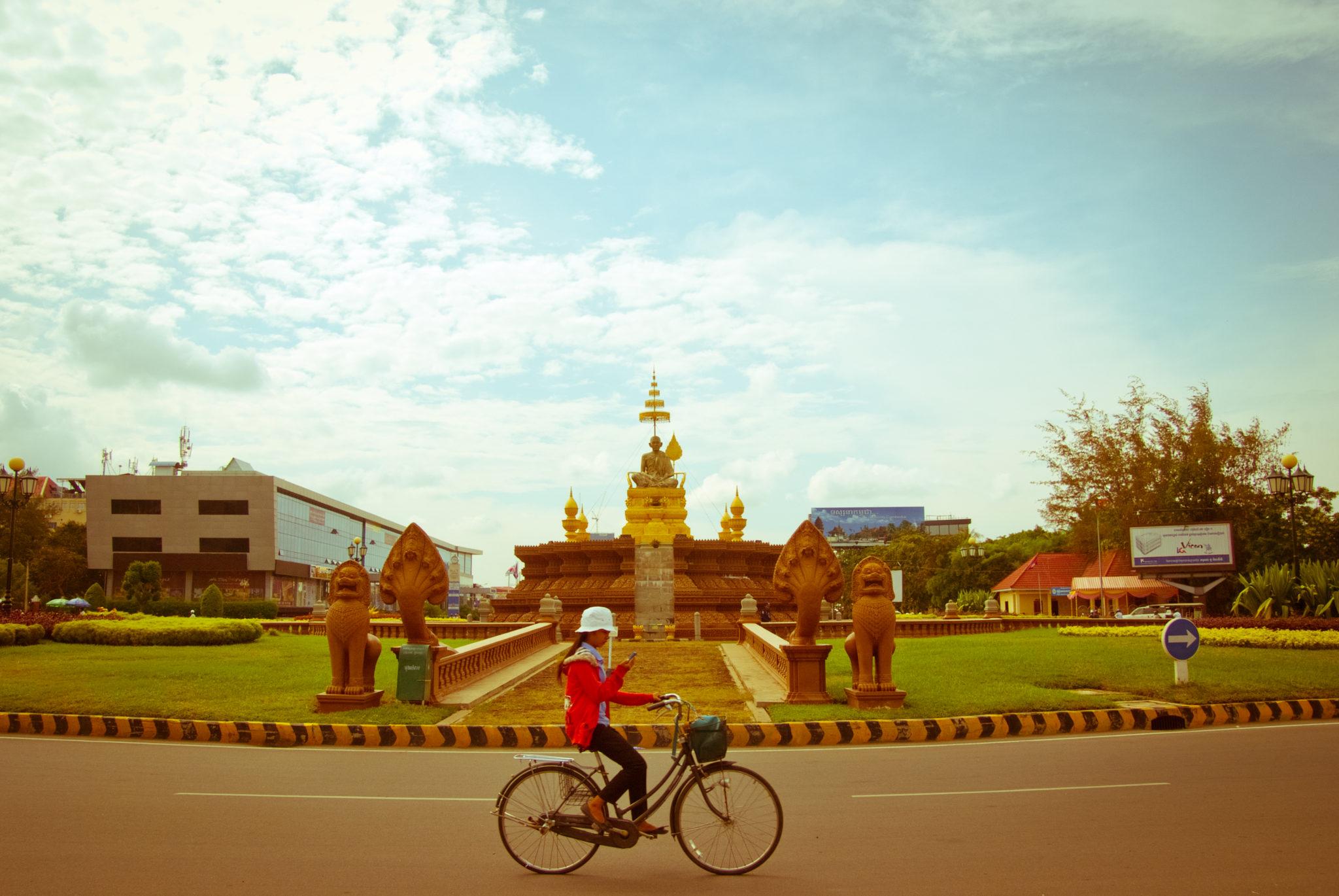 PHNOM PENH - - AMAZING PHOTOGENIC ASIAN CITY
