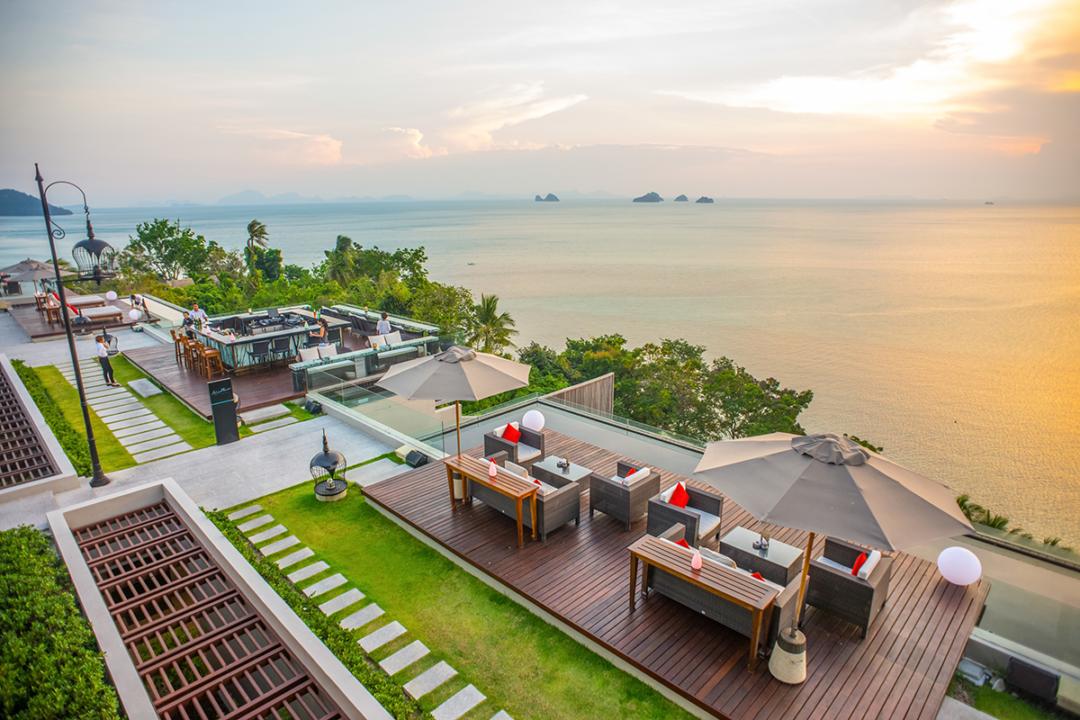 Luxury destination for leisure