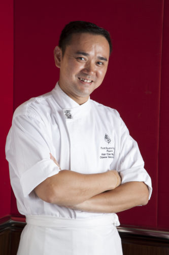 Chinese Chef Alan Chan
