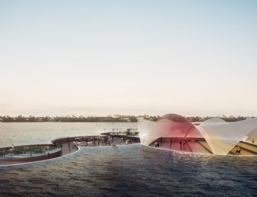 Floating Plaza designed by Carlo Ratti Associati 3