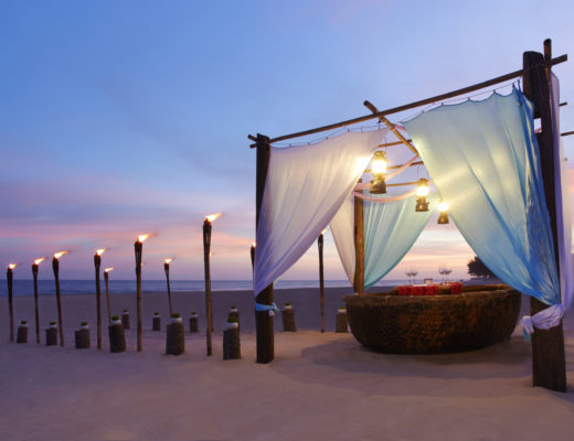 Anantara Mui Ne - Dine On The Beach