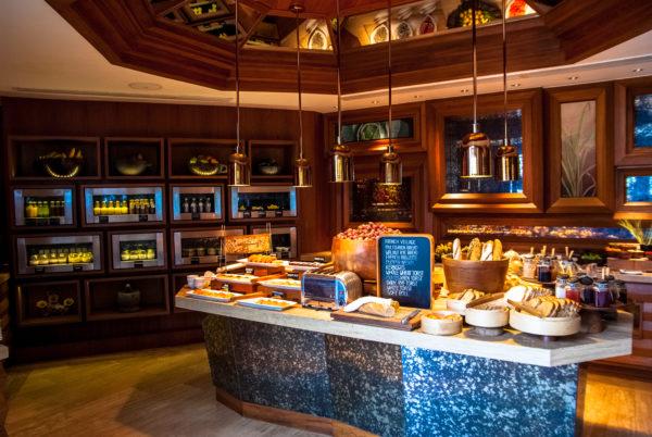 FSKS breakfast, breads, pastries