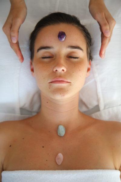 Fusion Maya, stone therapy