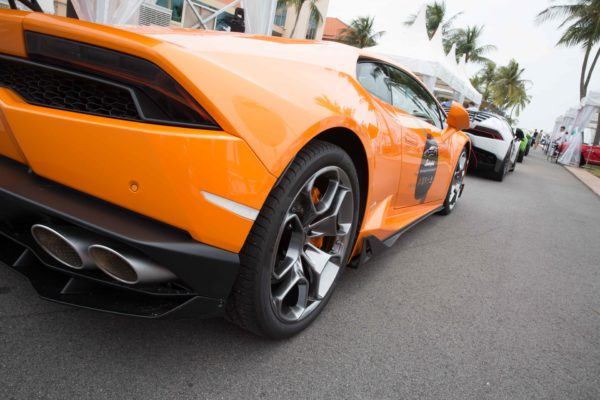 car, sport car, luxury car, orange