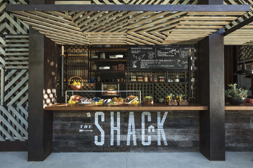 Shack, restaurant, bar