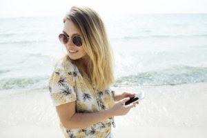smartphone, banyantree resort samui, koh samui, lifestyle