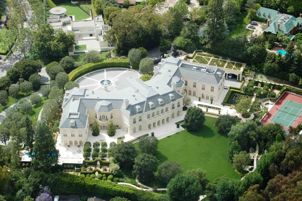 manor, luxury villa, rental, hollywood, los angeles