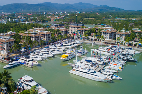 RPM, Royal Phuket Marina, Yacht, Yachting, lifestyle, Phuket Rendez-Vous, Marina, Luxury